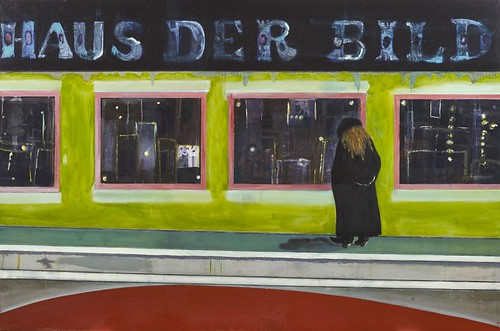 Peter Doig, House of Pictures, 2000-2002, Oil on canvas