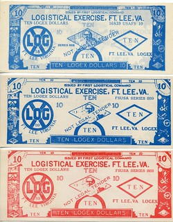 Fort Lee Logistical Exercise script front