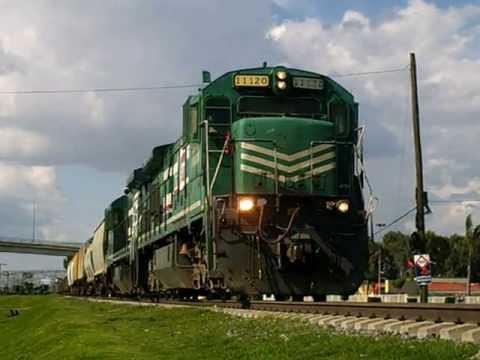 Extremidades inferiores humanas que el pasado 11 de los corrientes fueron localizadas aquí en una tolva del Tren con destino a Monterrey