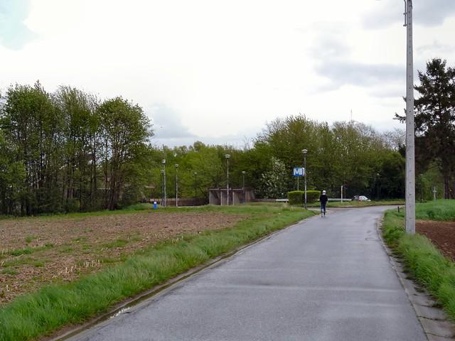 20150505 Leernes, Rue du cimetière, MLC station Leernes