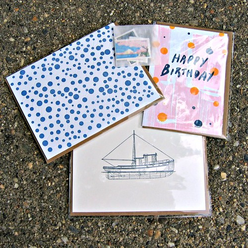 Nicely Noted Letterpress Cards June 2015