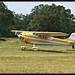 Cessna 195 landing