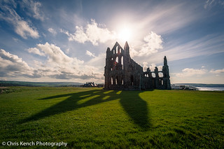 Whitby Abbey | by www.chriskench.photography