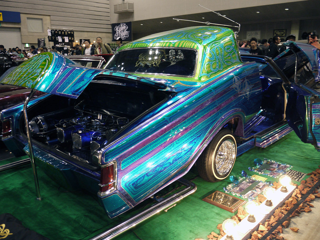 Lincoln Mark Vi Lowrider Quot Best Radical Quot Award Car