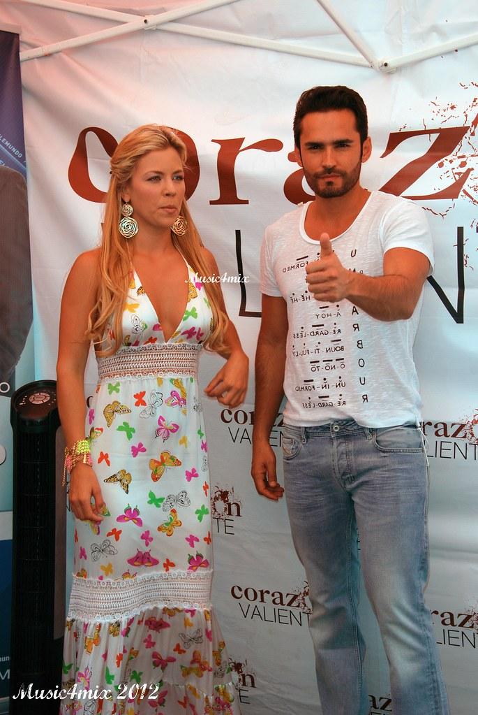 Ximena Duque and Fabian Rios | Actress Ximena Duque and acto ...