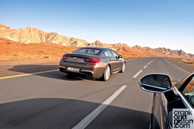 Audi A7. BMW Gran Coupe. Dubai. UAE