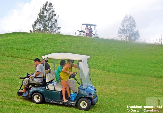 8 Caliraya Mountain Spring Marina Resort - Golf Course