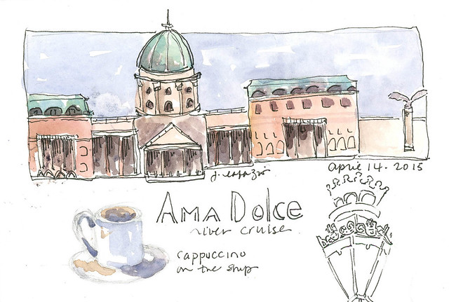 from my sketchbook ~ama dolce