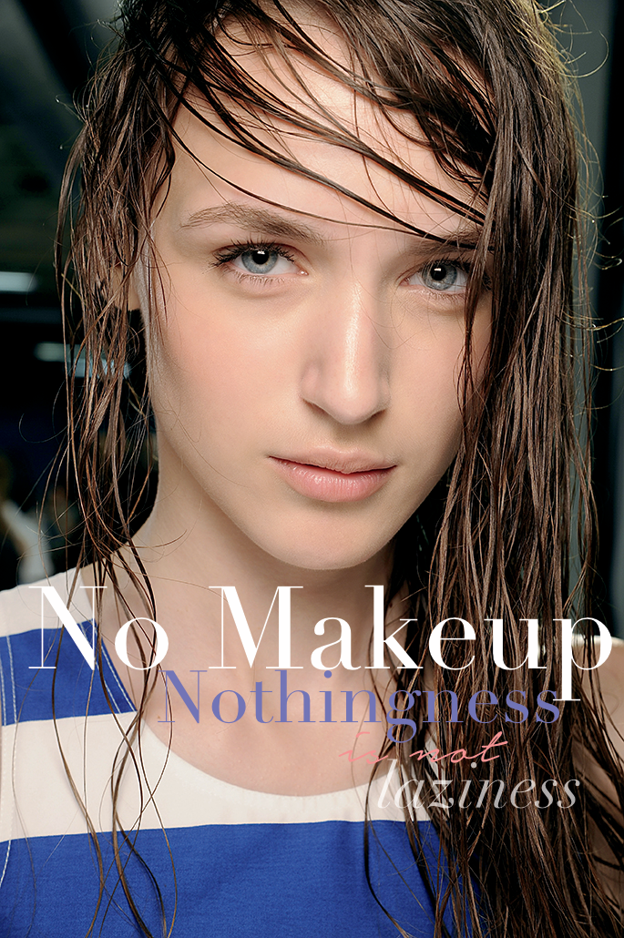 Mac trend SS15 no makeup jacquemus MAIN
