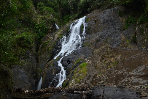 Cascada blanca, El seybo