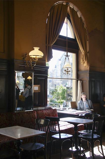 Café Sperl, Vienna