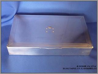 קופסת סיגרים שהיא מהאוסף של קופסאות למוצרי עישון