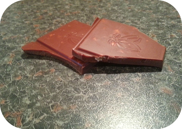 Vanini Milk Chocolate Bar with Orange Peel