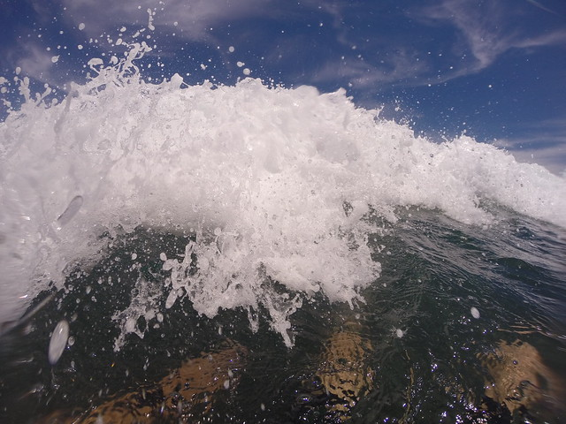 Breaking Wave