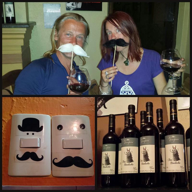 Chez Moustache, La Paz