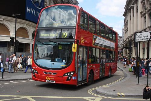 London General WHV26 LJ61NVN