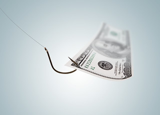 Money on a Hook | by Tax Credits