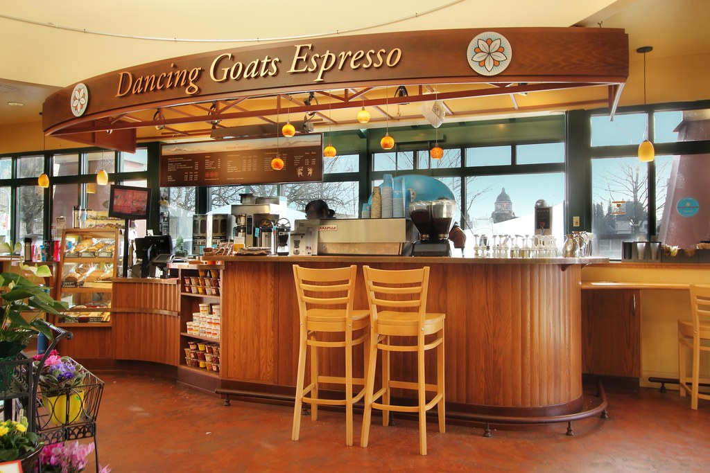 Interior design kiosk design coffee bar design inter - Interior design jobs washington state ...