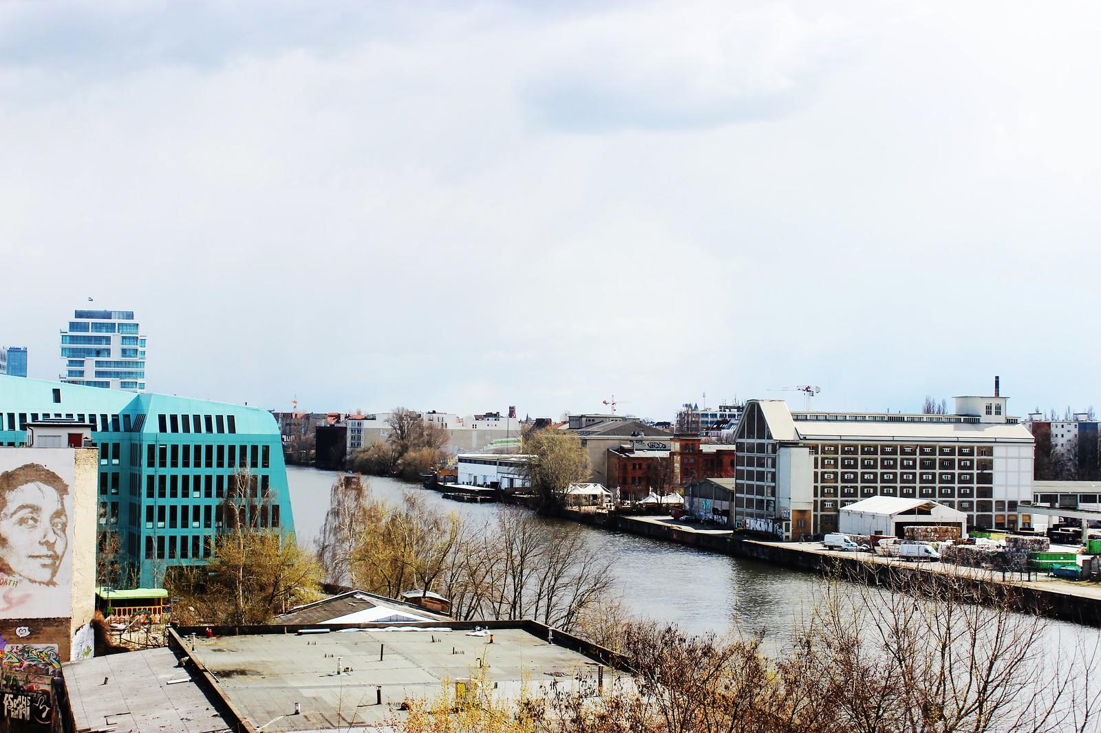 Berlin - Hotel View