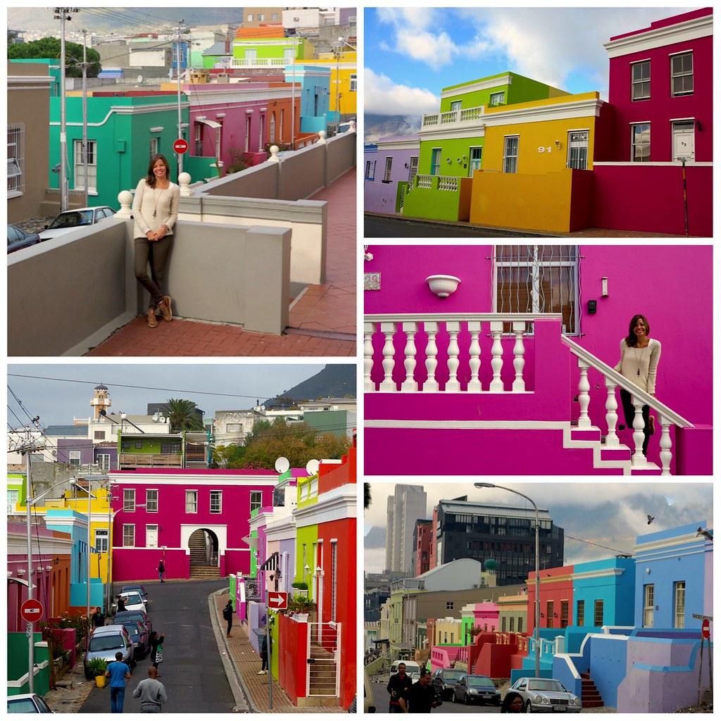 Bo Kaap barrio Ciudad del Cabo