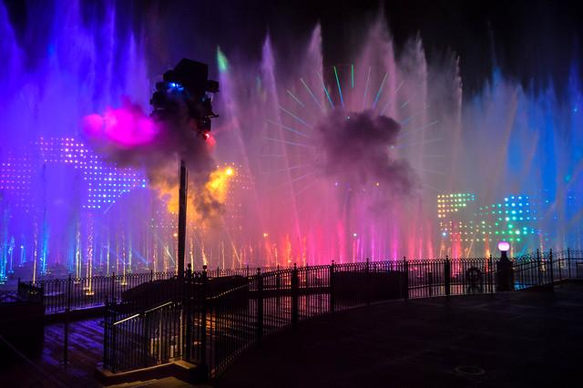 World of Color Celebrate