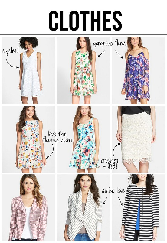 nordstrom half yearly sale clothing