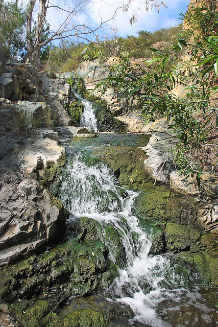 Copper Creek Falls