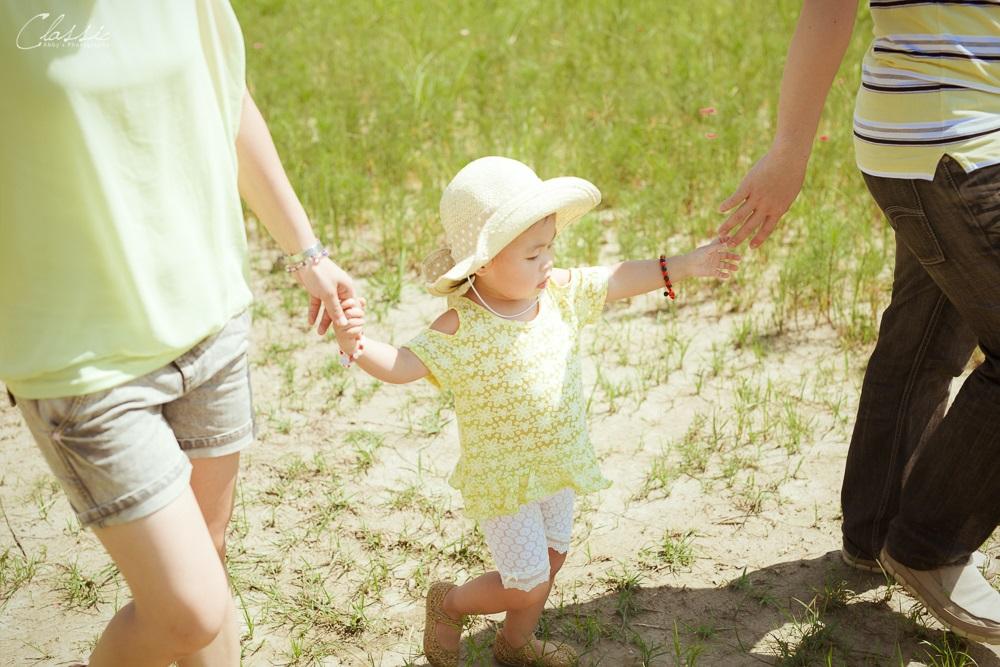 寶寶寫真溫馨親子寫真攝影