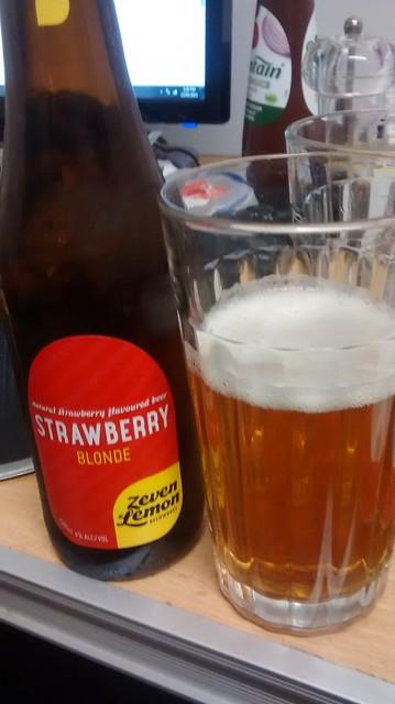 Zavan Lemon strawberry blonde