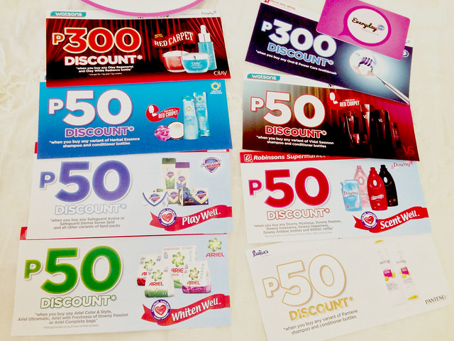 free, free samples, samples, procter & gamble, p&g, discounts, coupons, whisper, downy, everydayme,