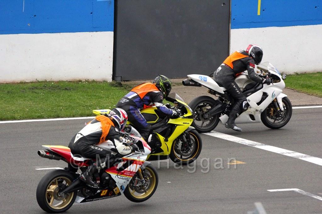 No Limits National Motorcycling Event at Donington Park, May 2015