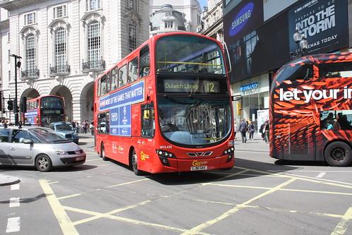 London Central WVL438 LJ61GWX