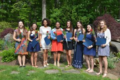 23. WCC Scholarship Tea - May 20, 2015