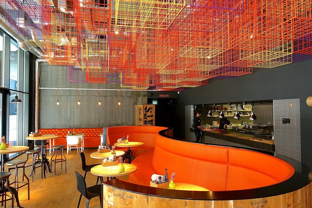Jaz amsterdam hotel the netherlands geplan design 2015 for Designhotel jaz amsterdam
