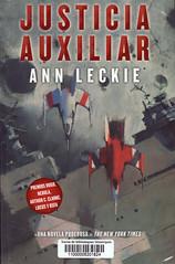 Ann Leckie, Justicia Auxiliar