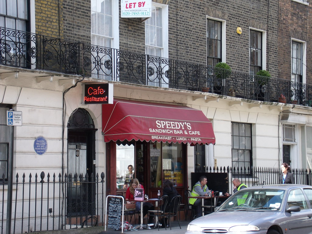Sherlock BBC Location, 221b Baker Street - North Gower Str ...