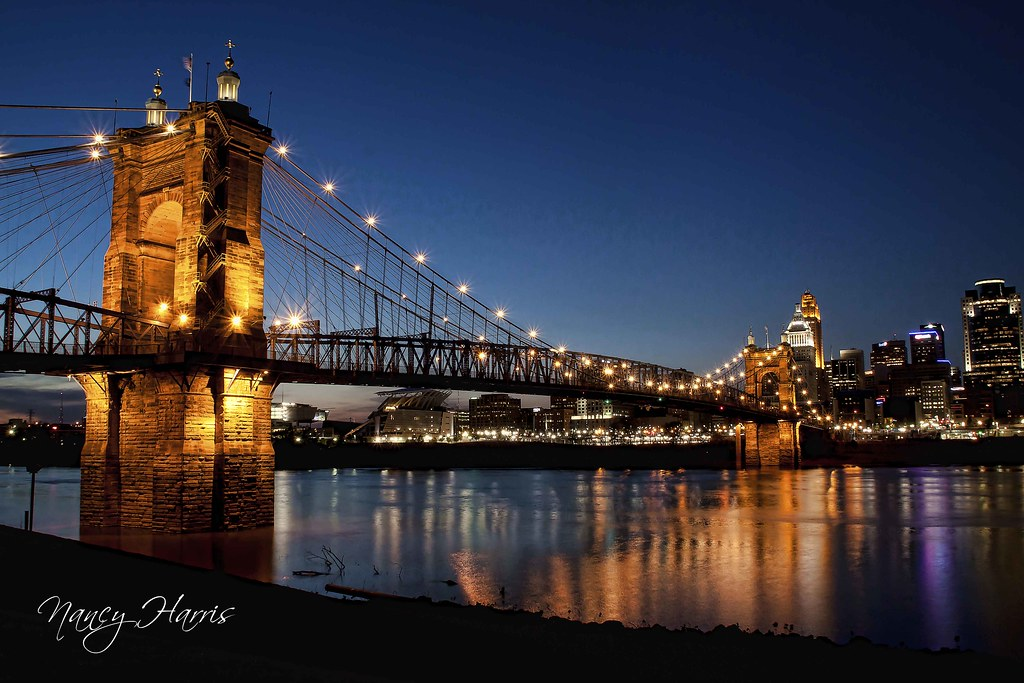 John A. Roebling Suspension Bridge | *Explore ...