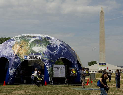 Earth Day event on the National Mall | by NASA Goddard Space Flight Center