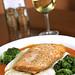 Eatery salmon