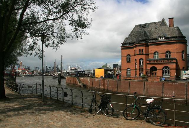 Notruf Hafenkante Drehort
