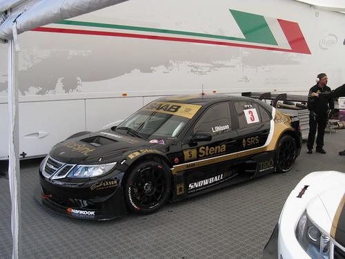 race car race