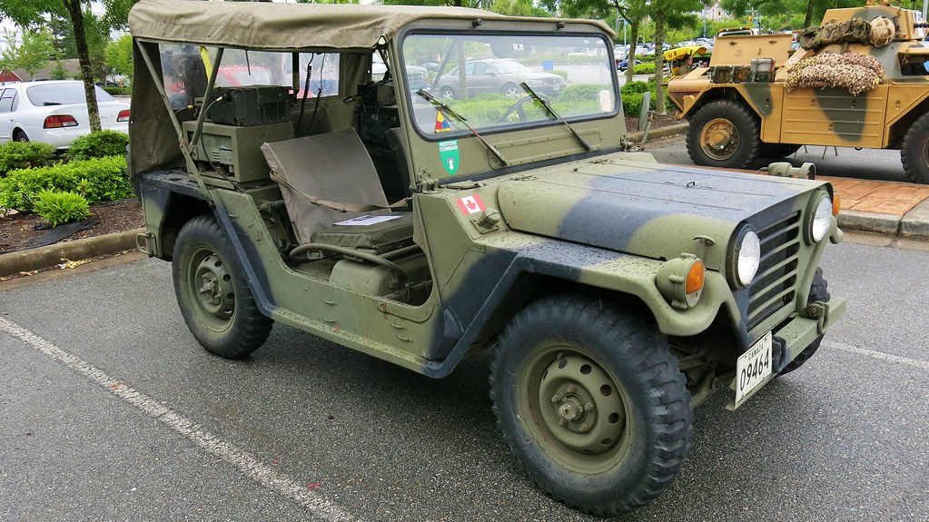 1974 am general m151a2 mutt military utility tactical tru General motors jeep