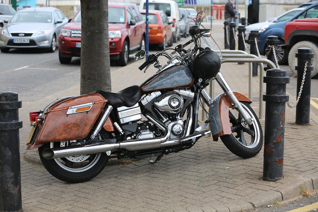 Harley Davidson Fld Switchback For Sale
