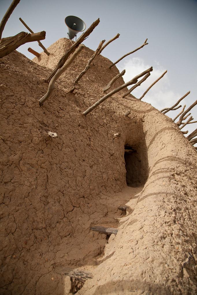 Le Tombeau Des Askia - The Tomb Of Askia