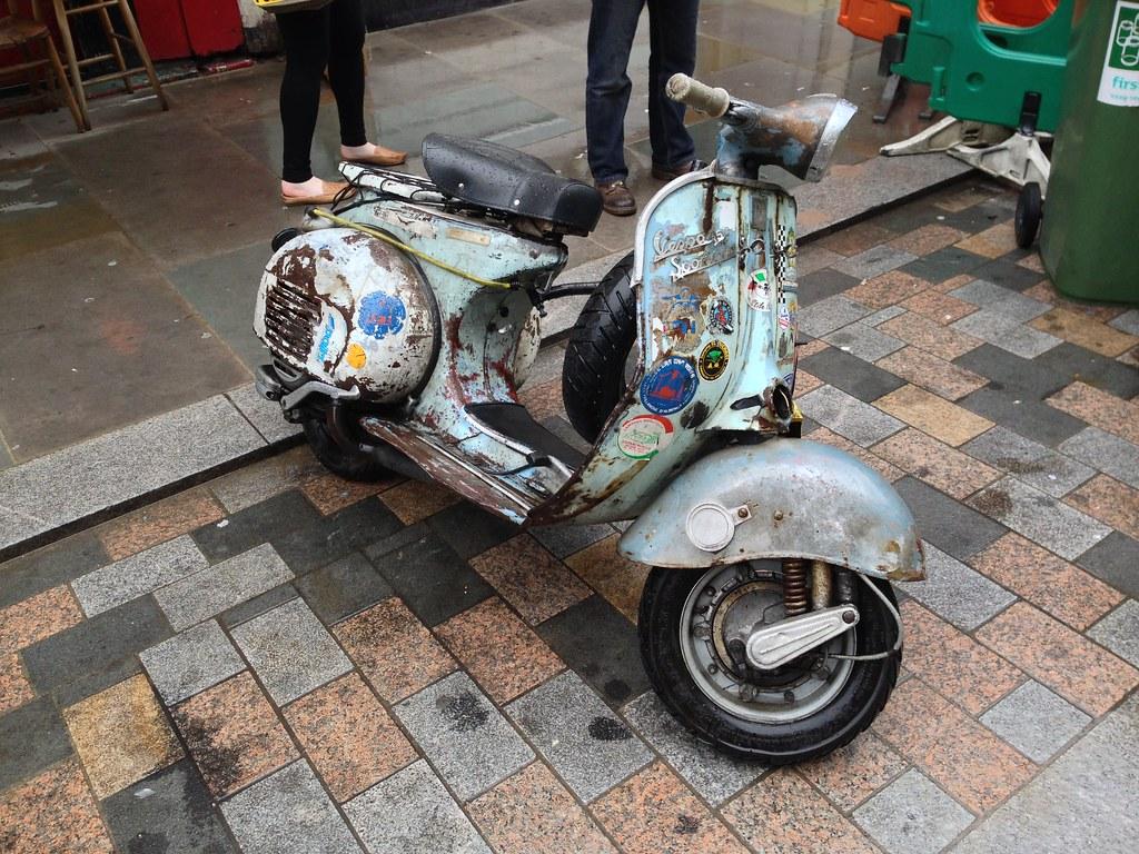 Vento moped 12