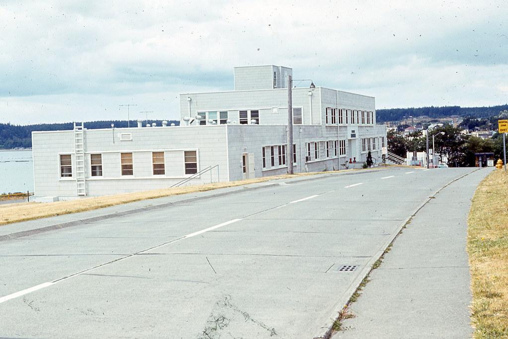 12-0255-009 | Naval Hospital, Whidbey Island, Oak Harbor ...