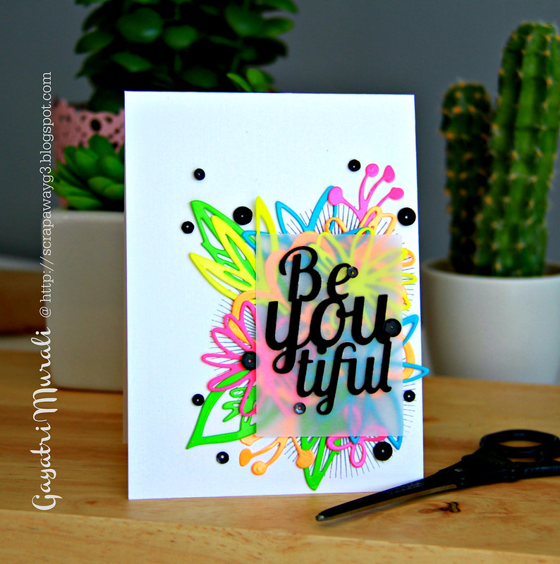 Be Youtiful card
