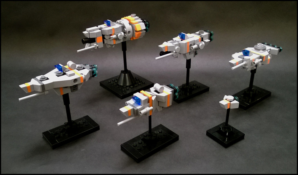 Code Orange Fleet I Started This Fleet With The Goal Of