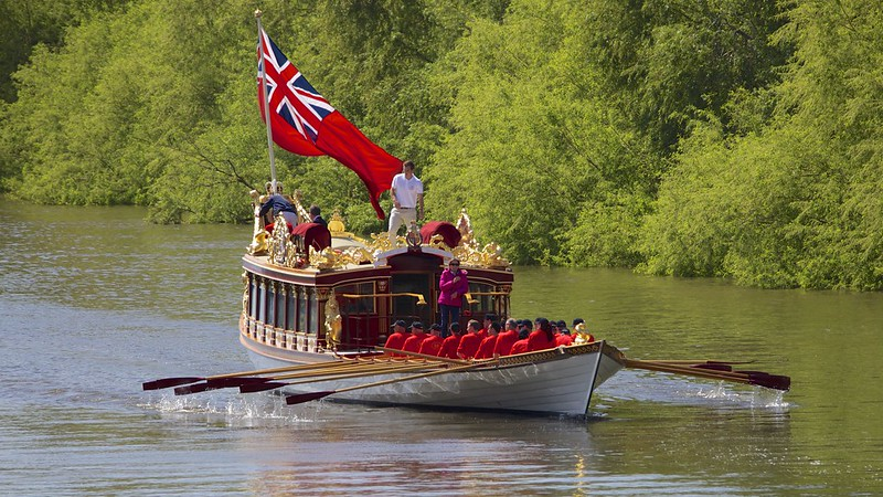 Gloriana 2015 Approach