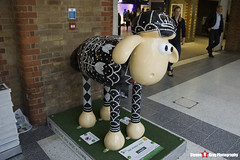 THE PEARLY KING No.44 - Shaun The Sheep - Shaun in the City - London - 150512 - Steven Gray - IMG_0593
